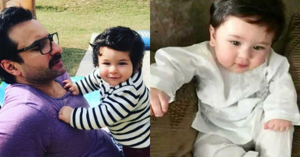 This Is How The Khans & Kapoors Brought In Taimur's Birthday In Pataudi