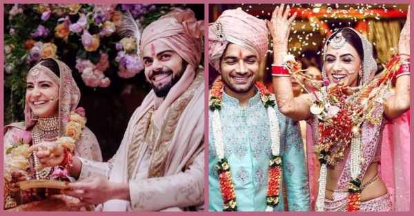 All The Celebrity Weddings Of 2017 & What We LOVED About Them!