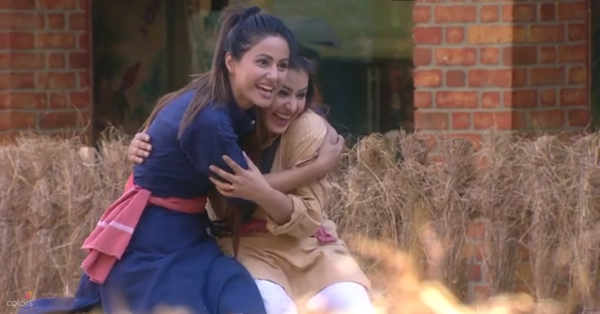 25 Thoughts I Had While Watching Hina And Shilpa Hug On Bigg Boss Last Night!