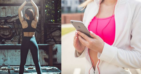 5 Fitness Apps To Help You Stay Fit Without Hitting The Gym