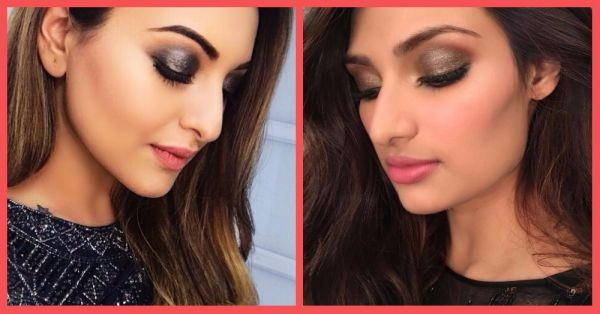 #ShimmerOn: 9 Metallic Eye Make-Up Looks For The Bride-To-Be!