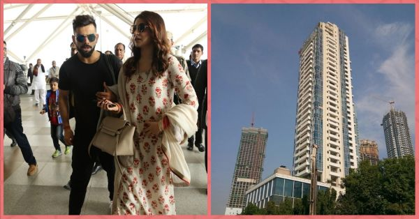 Virat And Anushka Move Into Their Lavish New Home In Mumbai