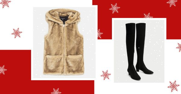 Fashion Tricks To Stay Warm At Christmas Parties