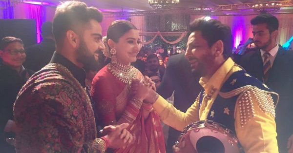Gurdas Maan Shares His Heartfelt Wishes For Virushka After Performing At Their Delhi Reception