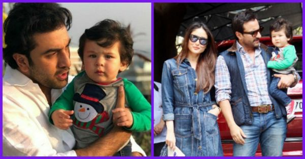 This Video Of Baby Taimur Ali Khan Will Surely Brighten Up Your Day