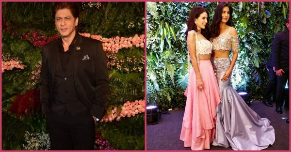 Here Come The Stars: Bollywood Biggies Shine The Brightest At Virat And Anushka's Reception