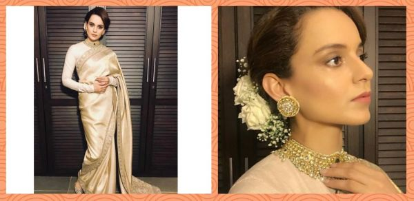Kangana Arrives At Virushka's Mumbai Reception And She Looks Gorgeous!