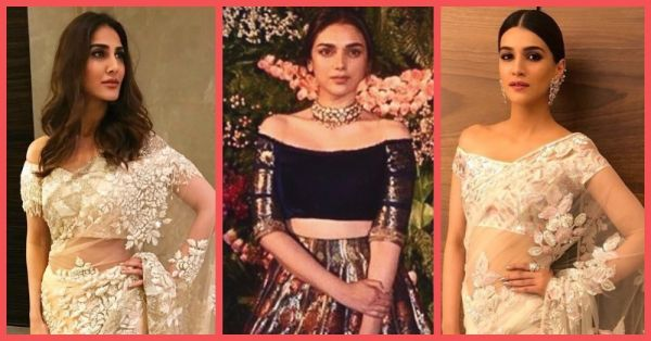 All The Designers Who Made A Splash At The Virushka Reception!