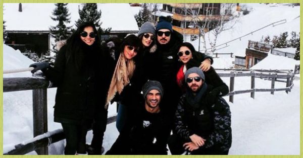 Kriti And Sushant's Holiday Pictures Together Are Giving Us Major Vacation Goals!