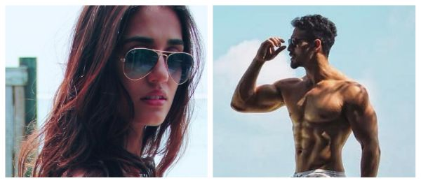 Tiger Shroff And Disha Patani Are Giving Us Major Beach Body Goals!