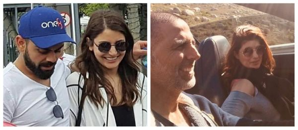 Virushka Are Now Chilling In Cape Town With Akshay Kumar And Here Are All The Adorable Pictures!