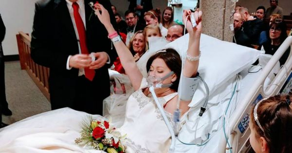 This Woman Got Married Hours Before Her Death & Her Love Story Will Both Make You And Break You!