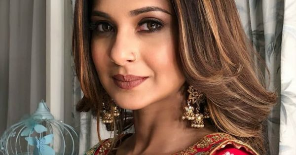 Jennifer Winget's Traditional Look In 'Bepannah' Will Leave You In Awe!