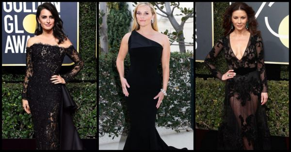 #StyleList: The 2018 Golden Globe Awards And The Power Of Black