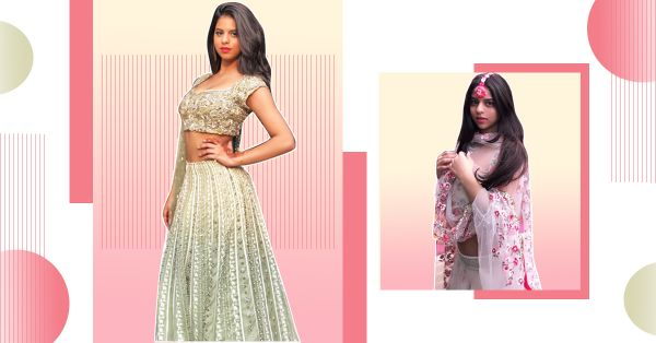 Suhana Khan Giving All The Fashion Inspiration You Need In 2018!