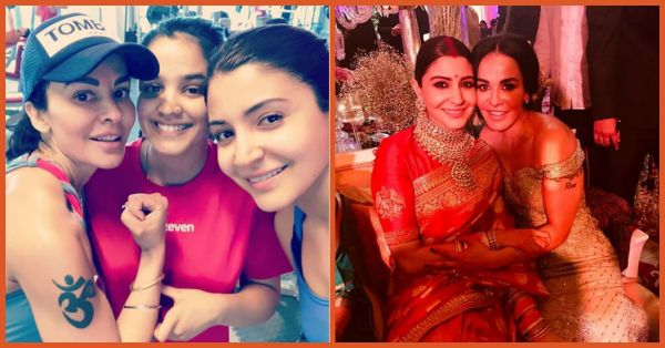 Anushka & Her BFF Are The New Gym Squad Goals You Need In 2018