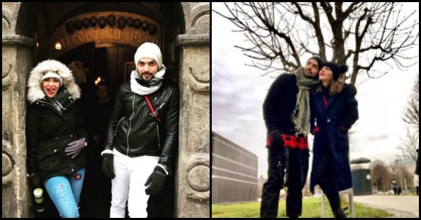 Dear Hubby, Let's Plan A Trip To Europe Just Like Gurmeet & Debina Did!