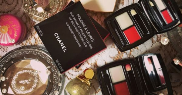 Lipstick In A Palette: Chanel's New Invention Might Just Be What You Need This Year