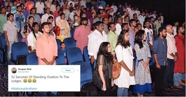 Twitter Erupts As SC Announces National Anthem Not Mandatory In Cinema Halls