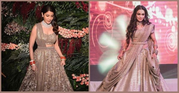 Not Just Anushka: 7 Other Brides Who Carried Off Bling With Elegance!