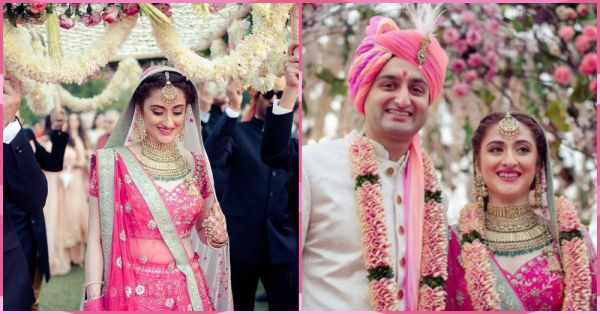 This Instagram Bride's Gorgeous Wedding Looks Are Better Than That Of Any Bollywood Bride!