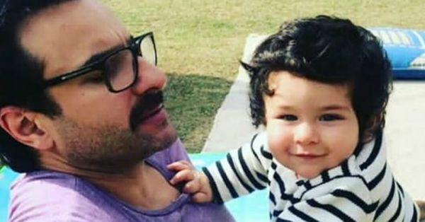 What Makes Taimur India's Favourite Baby, According To Daddy Dearest, Saif Ali Khan Himself!