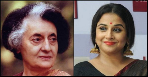 Vidya Balan Is All Set To Play Indira Gandhi & We Are Here For It!