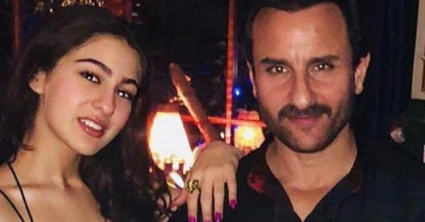 Saif Ali Khan Is Just As Excited As We Are About Daughter, Sara Ali Khan's Bollywood Debut