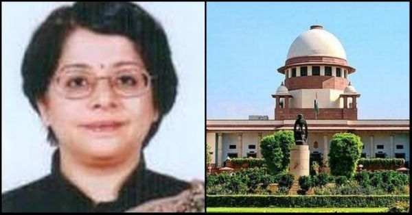 In A First For India, A Woman Lawyer Is Recommended For SC Judge & It Is About Bloody Time