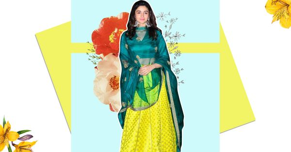 Alia Bhatt Is Proof That A Traditional Banarasi Lehenga is A Timeless Classic