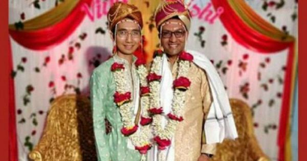 In More Good News, This US-Based Indian Techie Marries His Vietnamese Gay Partner, Restoring Our Faith In Love