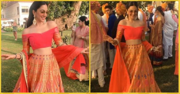 Kiara Advani Dancing On 'Cutiepie' Is Every Desi Girl At A Family Wedding!