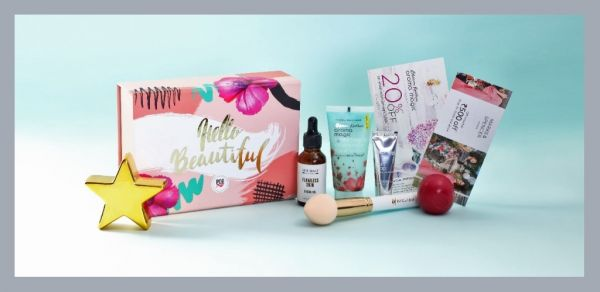 POPxo's January Beauty Box Is Here! Here's A Sneak Peak Of What's Inside...