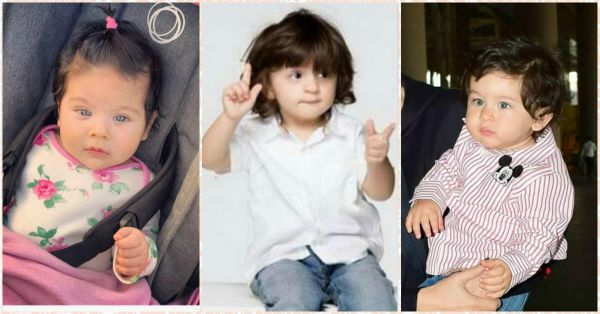 These Adorable Bollywood Babies Have Taken Over The Internet And We Love It