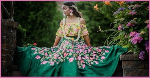 The 2018 Lehenga Lookbook- All Our *Favourite* Bridal Lehengas In One Place!