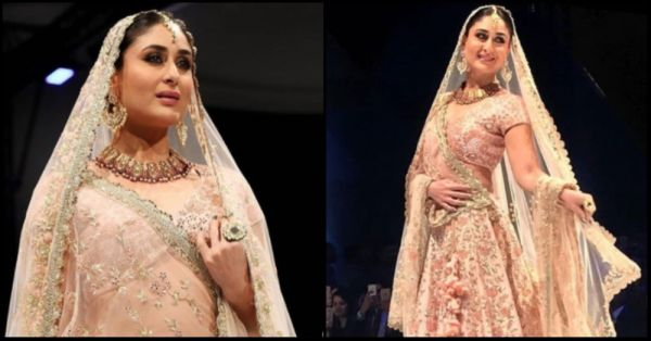 Bebo's Latest Bridal Look Is Making Us Go, 'Shaadi Karungi Toh Kareena Wala Lehenga Pehenke!'