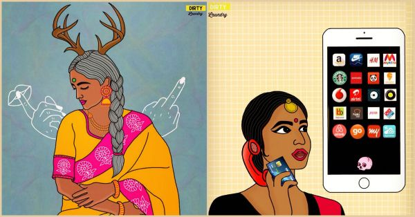 These Bold & Beautiful Illustrations Show Everything That An Indian Woman Is (And Isn't!)