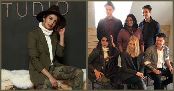 All The Hollywood Biggies Priyanka Chopra Was Chilling With At The Sundance Film Festival 2018