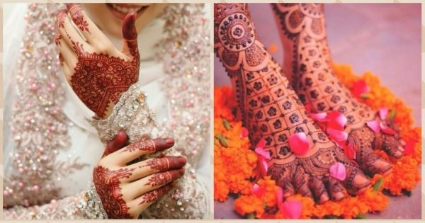 16 Gorgeous Mehendi Designs For Your Next Wedding Shindig!