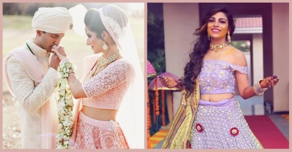 Not Just Gajras: The *Prettiest* Ways To Wear Flowers On Your Wedding Day!