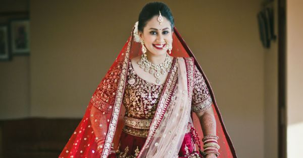 7 Important Things To Keep In Mind When You Go For Your *First* Bridal Lehenga Fitting!