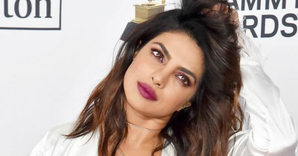 Priyanka Chopra's Beauty Look At Grammy's Will Tempt You To Buy All-Things-Pink!