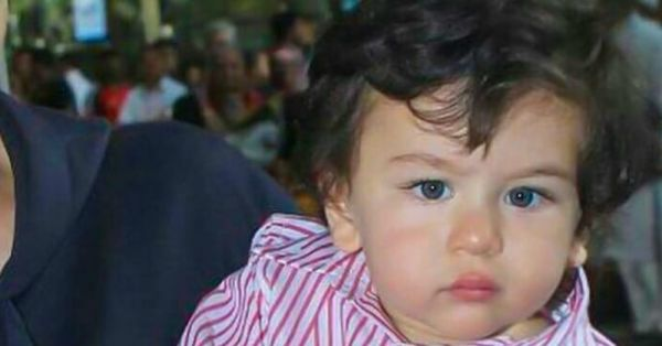 Little Taimur Is Already Going To School And We Can't Even!
