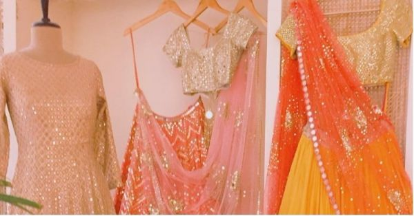 The Delhi Bride's Guide To Wedding Shopping In *Shahpur Jat* - All You Need To Know!
