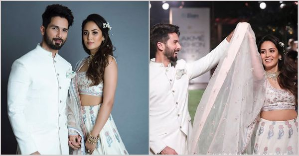 Shahid & Mira's PDA On The Ramp Reminds Us Of The Day They Got Married!