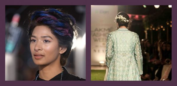 SPOTTED: Fresh Hair Trends At Lakme Fashion Week Summer Resort 2018