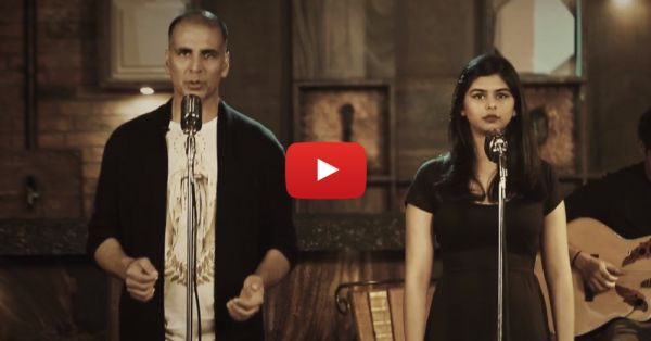 Akshay Kumar & Aranya Johar Talk Periods & We All Need To Hear This!