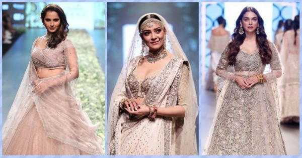 Spotted! Bollywood Celebrities At Lakmé Fashion Week 2018, Day Four