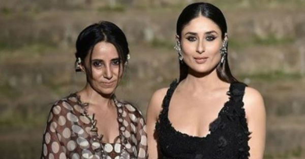 #LadyInBlack: Kareena Kapoor Khan Looked Like Royalty At The LFW Grand Finale