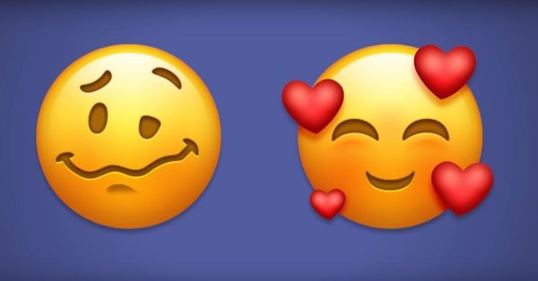 Rejoice! There Are 157 New Emojis Coming To Your Phone In 2018